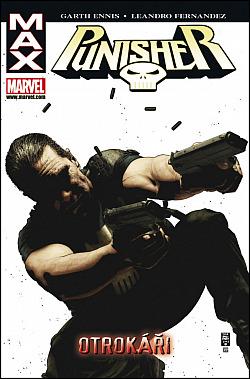 Punisher: Otrokáři obálka knihy