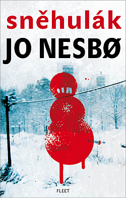 Sněhulák obálka knihy