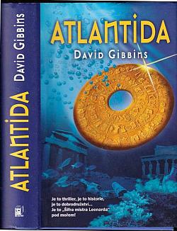 Atlantida obálka knihy