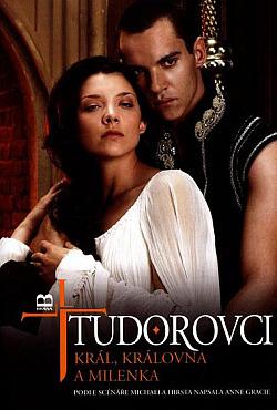 Tudorovci – Král, královna a milenka obálka knihy