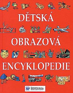 Dětská obrazová encyklopedie obálka knihy