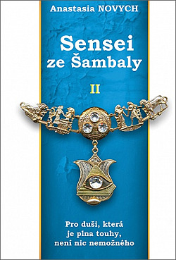 Sensei ze Šambaly II obálka knihy