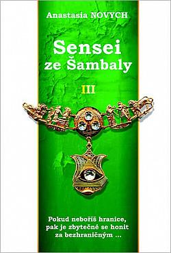 Sensei ze Šambaly III obálka knihy
