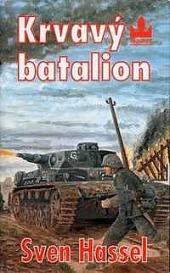 Krvavý batalion obálka knihy