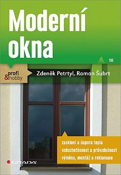 Moderní okna obálka knihy