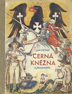 Černá kněžna a jiné pověsti obálka knihy