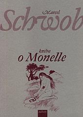 Kniha o Monelle obálka knihy