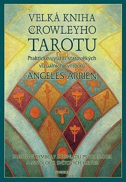 Velká kniha Crowleyho tarotu obálka knihy