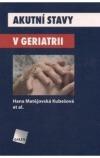 Akutní stavy v geriatrii