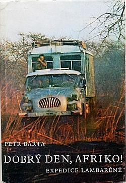 Dobrý den, Afriko! Expedice Lambaréné obálka knihy