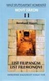 List Filipanům - List Filemonovi