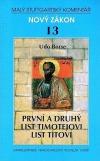 První a druhý list Timotejovi - List Titovi