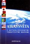 Atlas světa - s aktualizovanými tematickými mapami