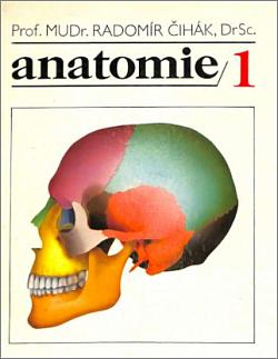 Anatomie 1 obálka knihy