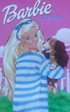 Barbie a štěňátko