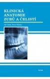 Klinická anatomie zubů a čelistí obálka knihy