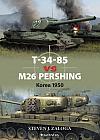 T-34-85 vs M26 Pershing -- Korea 1950