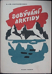 Dobývání Arktidy obálka knihy