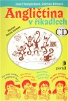 Angličtina v říkadlech obálka knihy