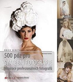 500 póz pro svatební fotografie obálka knihy