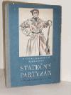 Statečný partyzán obálka knihy