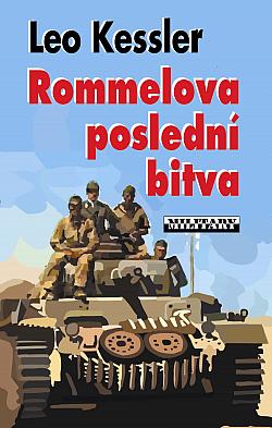 Rommelova poslední bitva obálka knihy