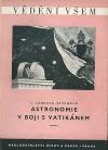 Astronomie v boji s Vatikánem