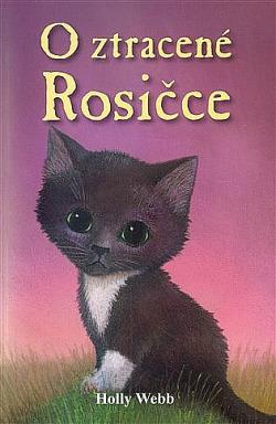 O ztracené Rosičce obálka knihy