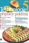 Technologie přípravy pokrmů 5 obálka knihy
