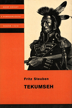 Tekumseh (4. díl) obálka knihy