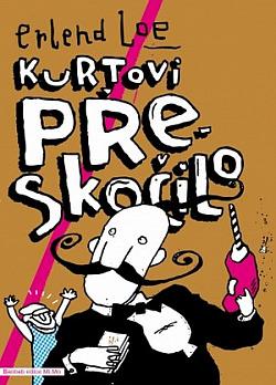Kurtovi přeskočilo obálka knihy