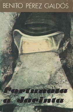 Fortunata a Jacinta - 1. zväzok obálka knihy
