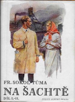 Na šachtě I, II obálka knihy