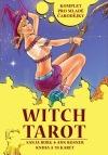 Witch tarot obálka knihy