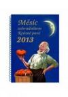Krásná paní - Měsíc zahradníkem 2013 obálka knihy