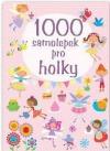 1000 samolepek pro holky