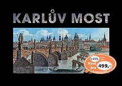 Karlův most obálka knihy