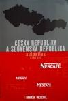 Česká republika a Slovenská republika - autoatlas 1:200000