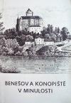 Benešov a Konopiště v minulosti