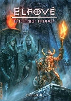 Elfové II obálka knihy