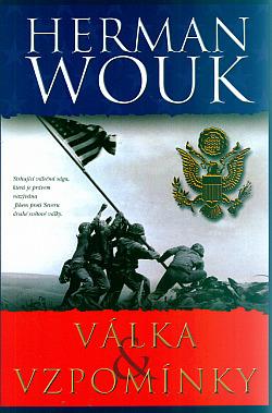 Válka a vzpomínky obálka knihy