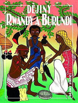 Dějiny Rwandy a Burundi obálka knihy