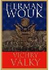 Vichry války obálka knihy