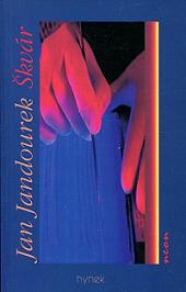 Škvár obálka knihy