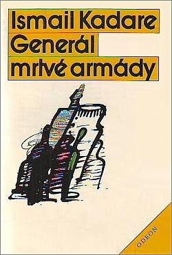 Generál mrtvé armády obálka knihy