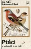 Ptáci v zahradě a na poli