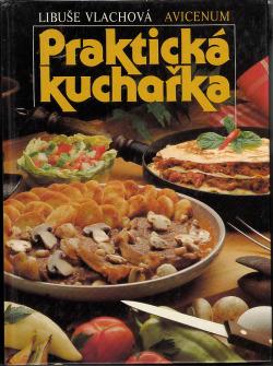 Praktická kuchařka obálka knihy