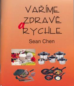 Vaříme zdravě a rychle obálka knihy