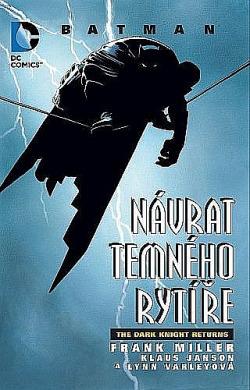 Batman: Návrat temného rytíře obálka knihy