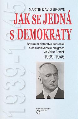 Jak se jedná s demokraty obálka knihy